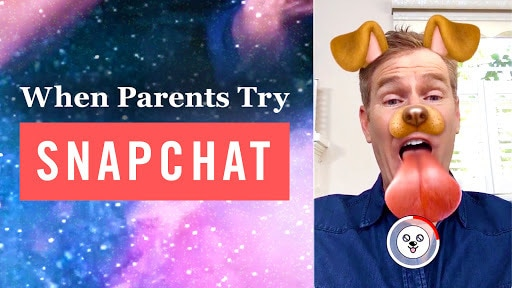 What Happens When Parents Try Snapchat