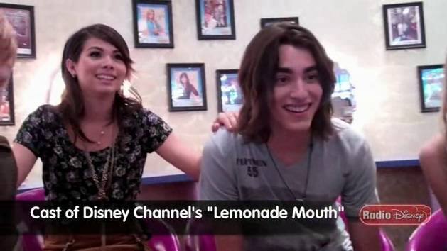 Lemonade Mouth Cast Quiz - Take Over with Ernie D