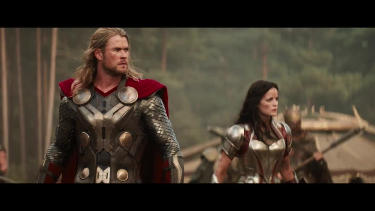 Thor The Dark World - Trailer C