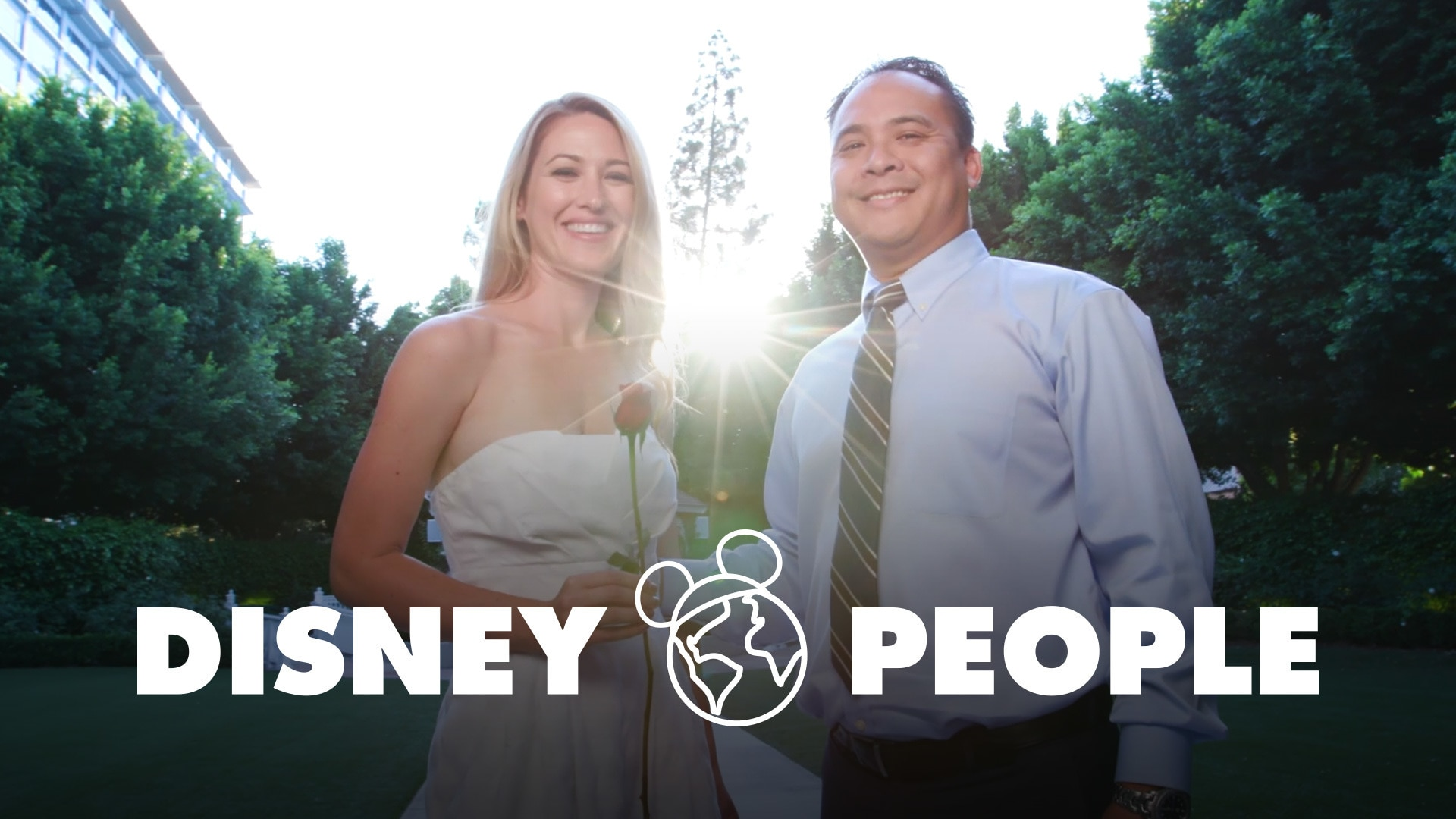 A Disney Love Story | Disney People by Oh My Disney