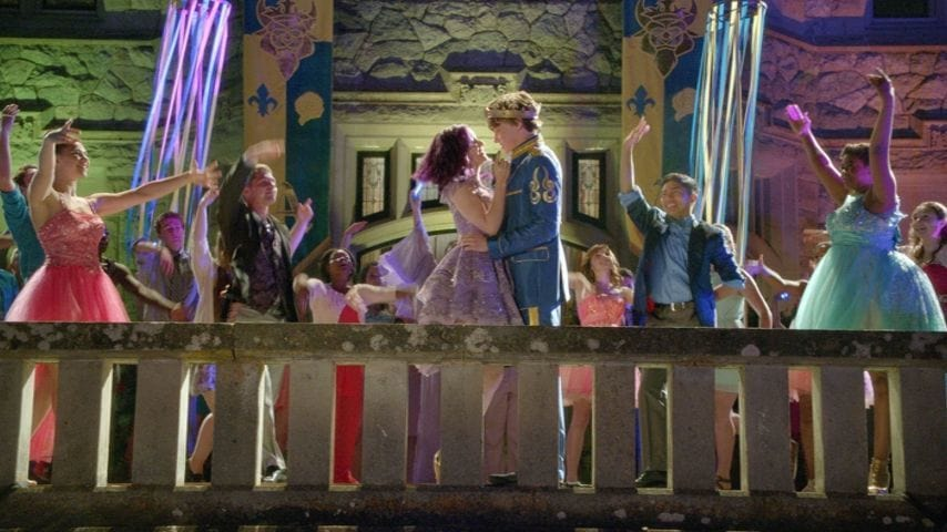 """Set it Off"" - From Disney's ""Descendants"""