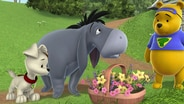 Flowers For Eeyore/ Easter Rabbit