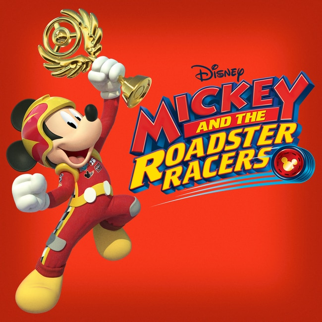 Mickey and the Roadster Racers Main Title Theme