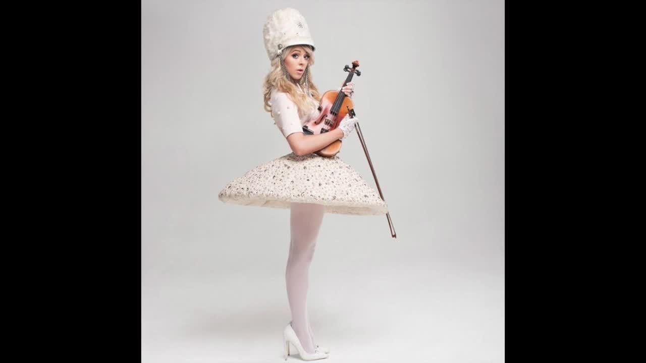 "Lindsey Stirling ""Christmas C'Mon (f. Becky G)"" - Radio Disney Music Mailbag"