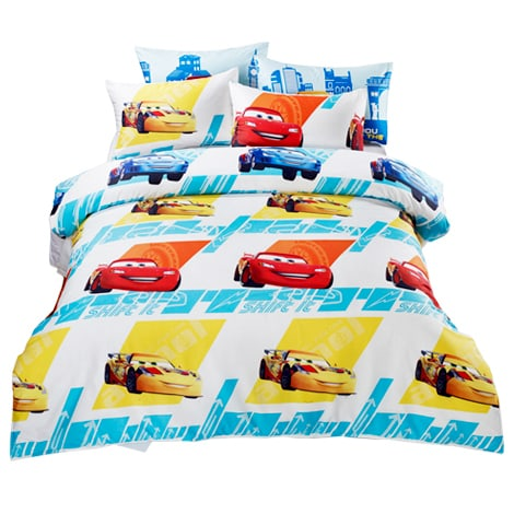 Disney.Pixar Cars Bedding Set - Raceway B