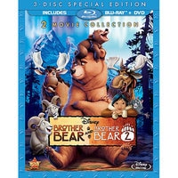 Brother Bear Blu-ray and DVD Combo Pack