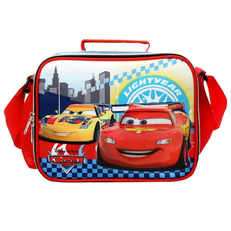 Disney.Pixar Cars Lunch Kit