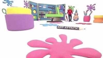 Art Attack - Art Attack (9): Ep 12