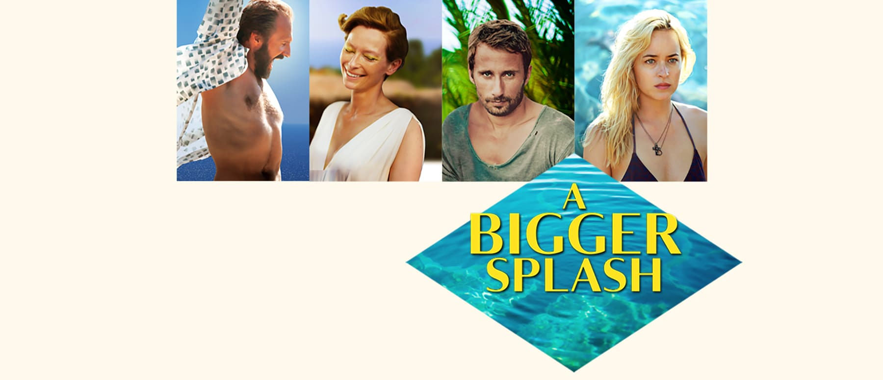 A Bigger Splash Hero