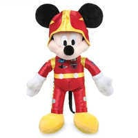 Image of Mickey Mouse Plush - Mickey and the Roadster Racers - Small - 9 1/2'' # 1