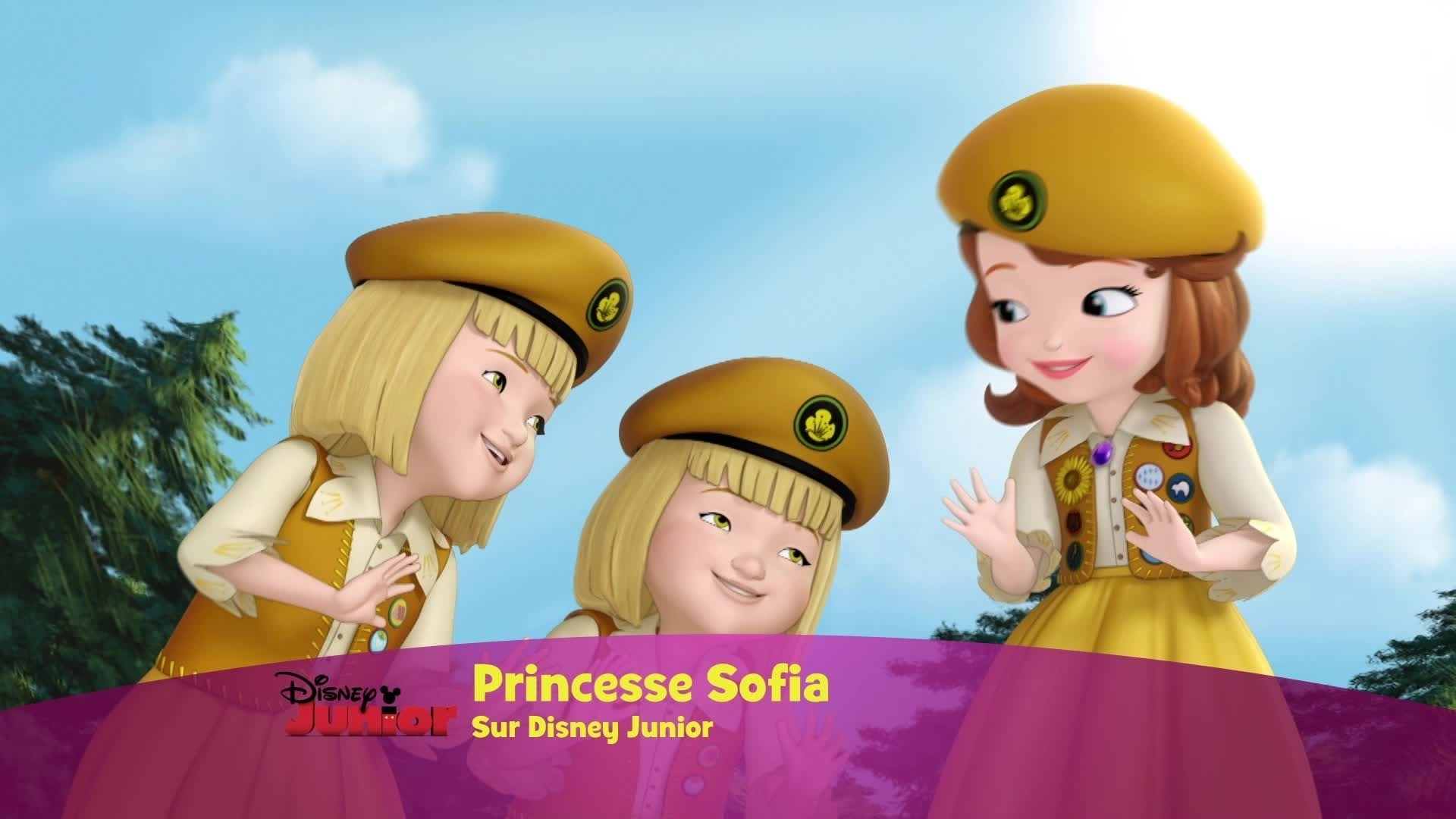 Princesse Sofia - Chanson : La Prairie mystique