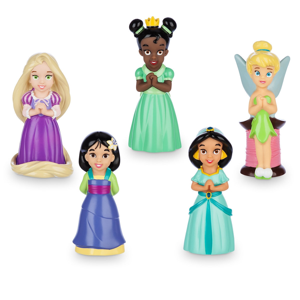 2467de17309eb Product Image of Disney Princess and Fairy Squeeze Toy Set # 1