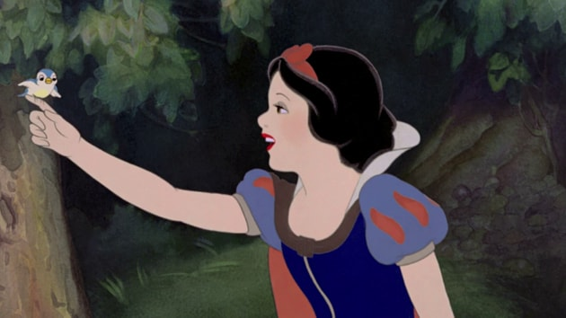 Everybody's Talking About Snow White