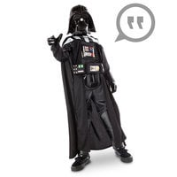 Darth Vader Costume with Sound for Kids