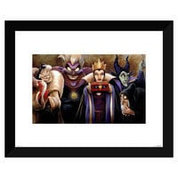Image of ''Sinister Villains'' Giclée by Darren Wilson # 2