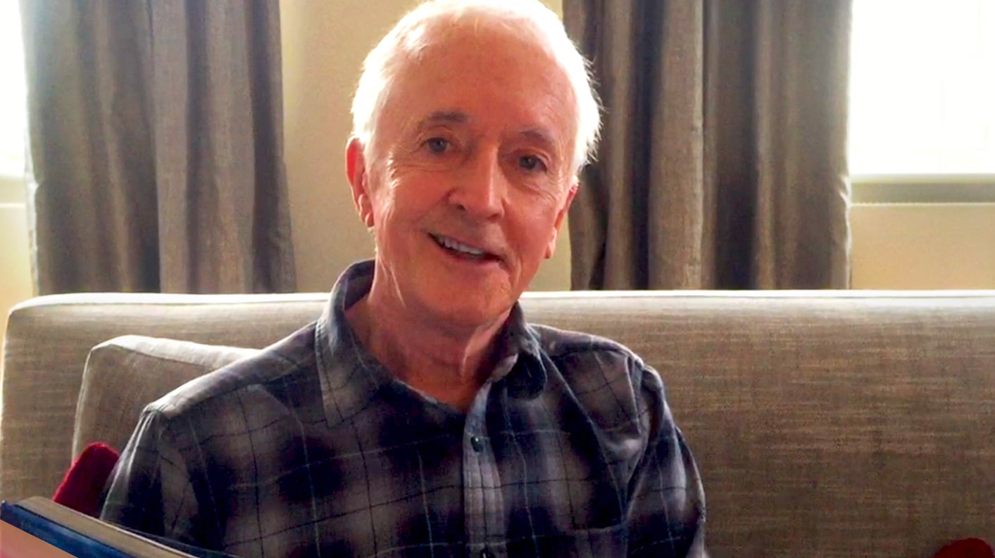 "Join Anthony Daniels for a Read Along of ""Star Wars: Galactic Adventures Storybook Collection"""