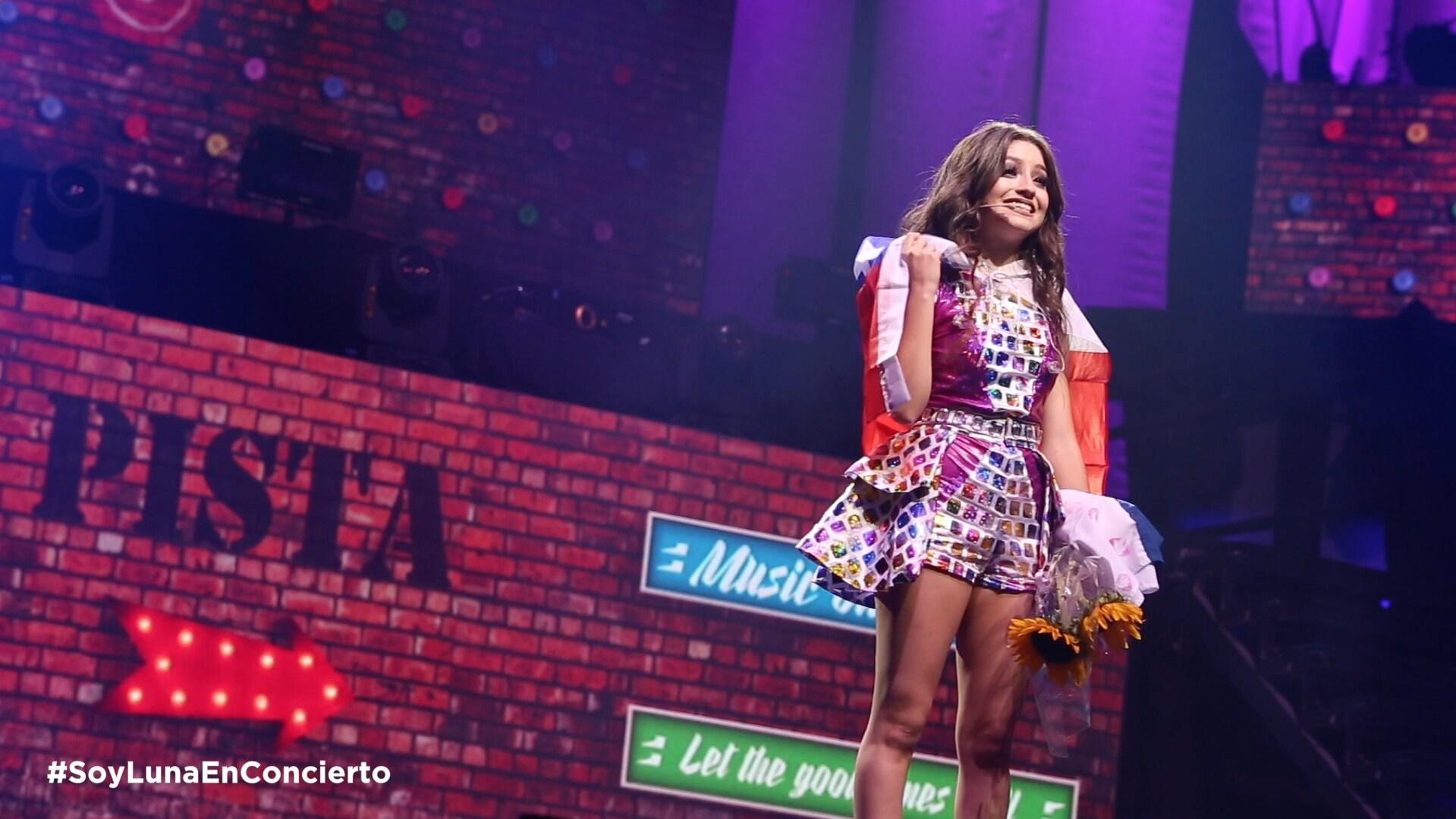 Soy Luna en concierto - Chile