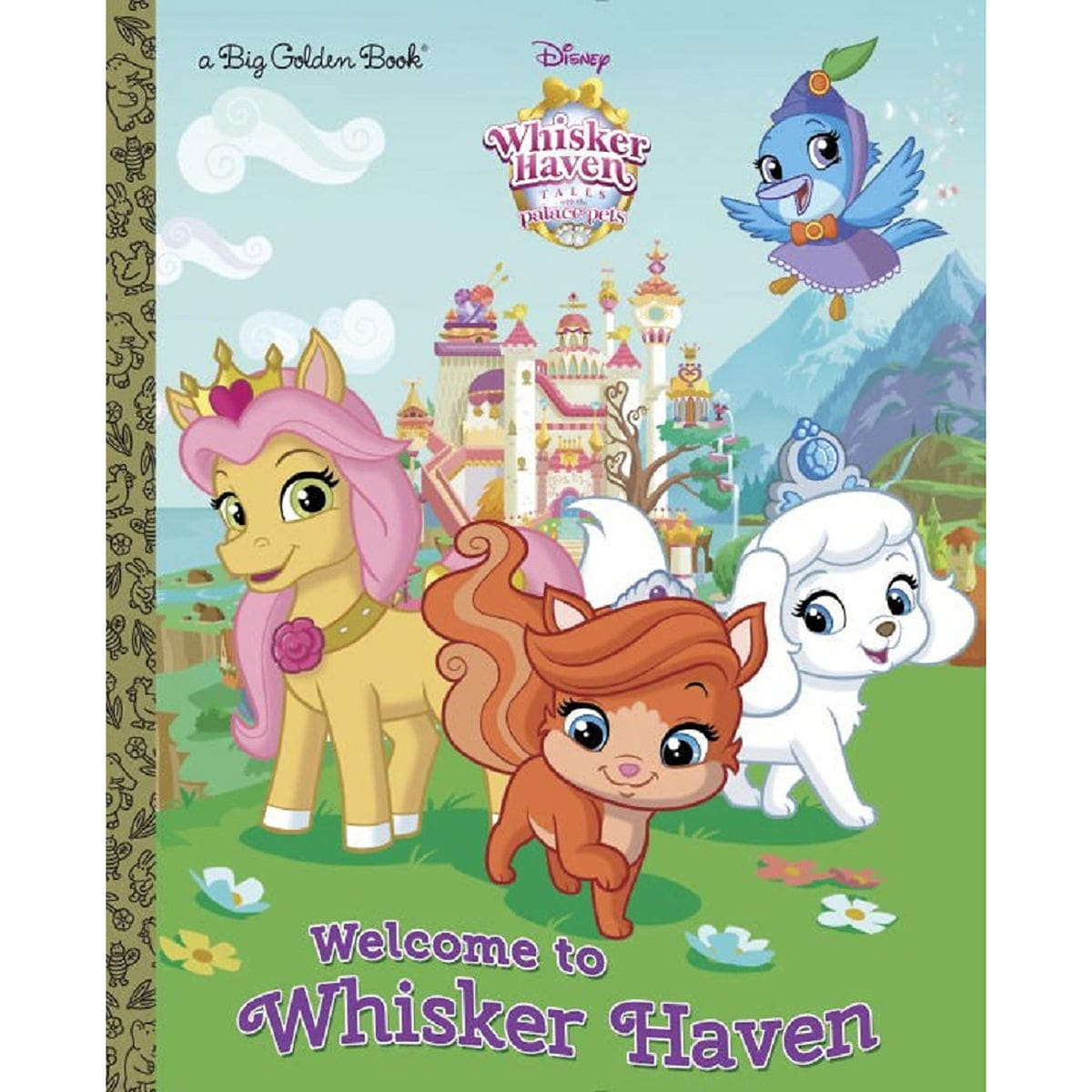 Product Image Of Palace Pets Big Golden Book Welcome To Whisker Haven 1