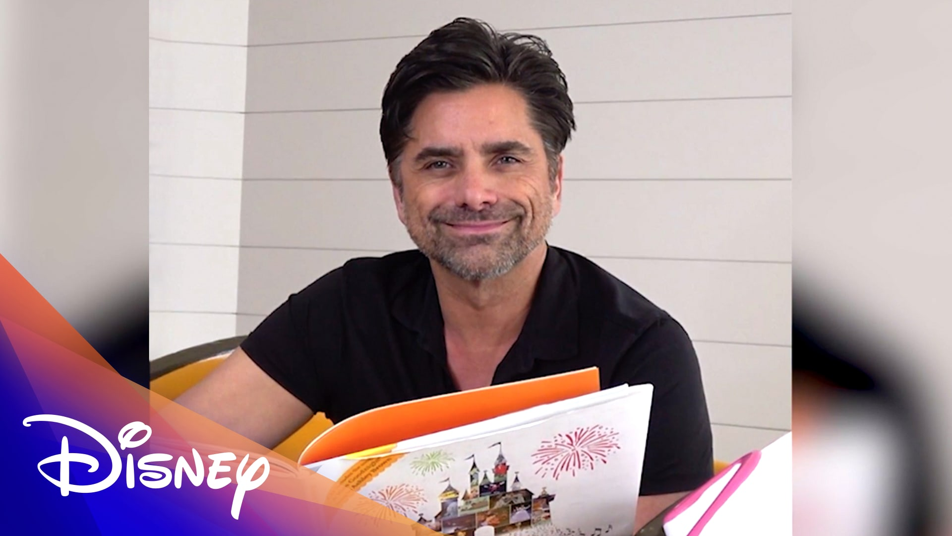 Disney Brings Storytime to Families With John Stamos