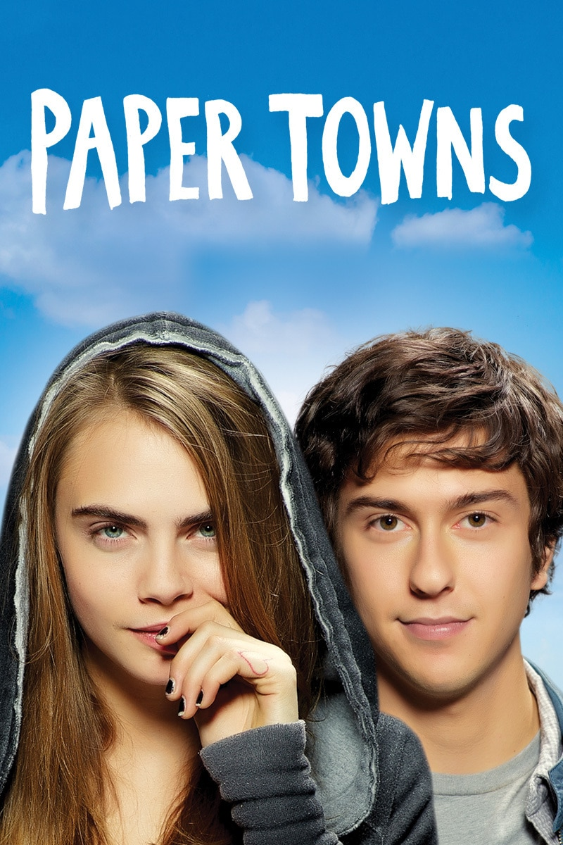 Paper Towns movie poster