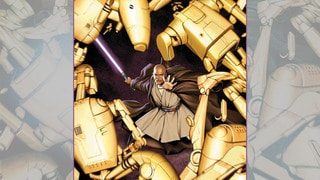 Mace Windu Goes Solo in New Marvel Comic – Exclusive!