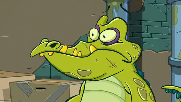 Episode 5: Under Pressure | Swampy's Underground Adventures