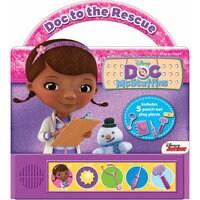 Doc McStuffins Little Handle Book
