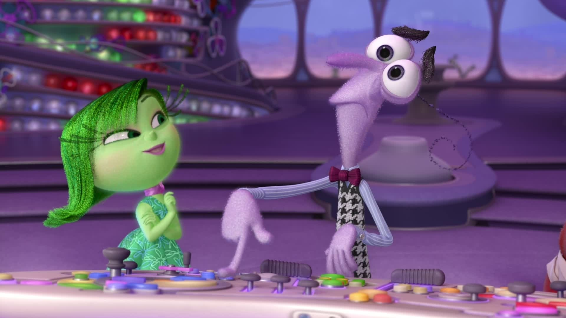 Inside Out - Just Like Joy