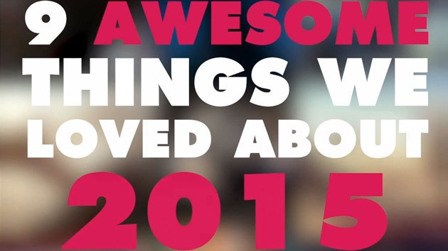 9 Awesome Things We Loved About 2015 | Oh My Disney