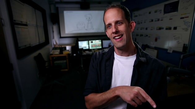 Pete Docter's Story Epiphany for Inside Out