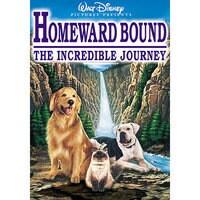 Homeward Bound: The Incredible Journey DVD