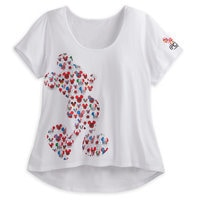 Mickey Mouse Epcot Tee for Women