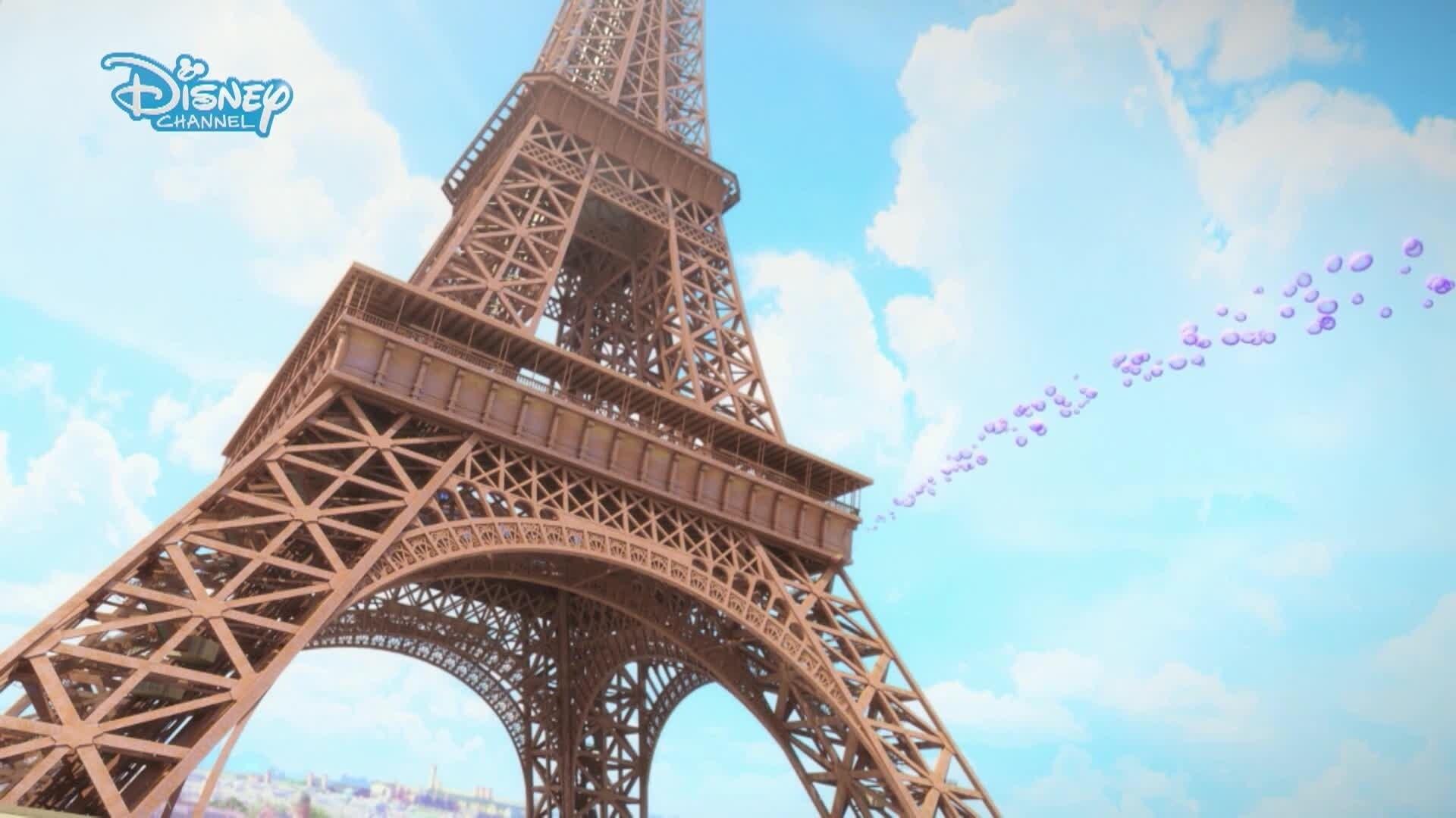 Marinette em Paris