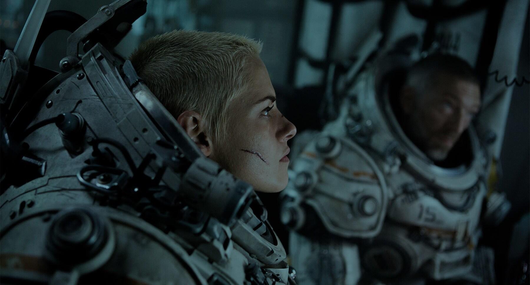 """Kristen Stewart in """"Underwater"""""""