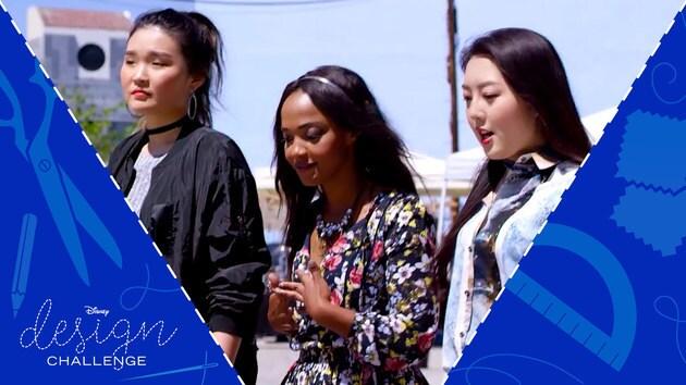 Otis Students Take On Disney Design Challenge | Episode 3