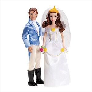 Disney Princess Beauty And the Beast Cinderella Fairytale ... |Disney Princess Wedding Set