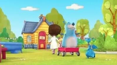 Doc McStuffins, Spielzeugärztin - Disco-Daisy / Die Flieger-Brüder