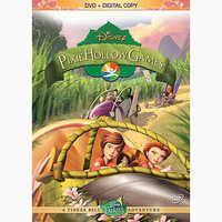 Image of Pixie Hollow Games DVD + Digital Copy # 1