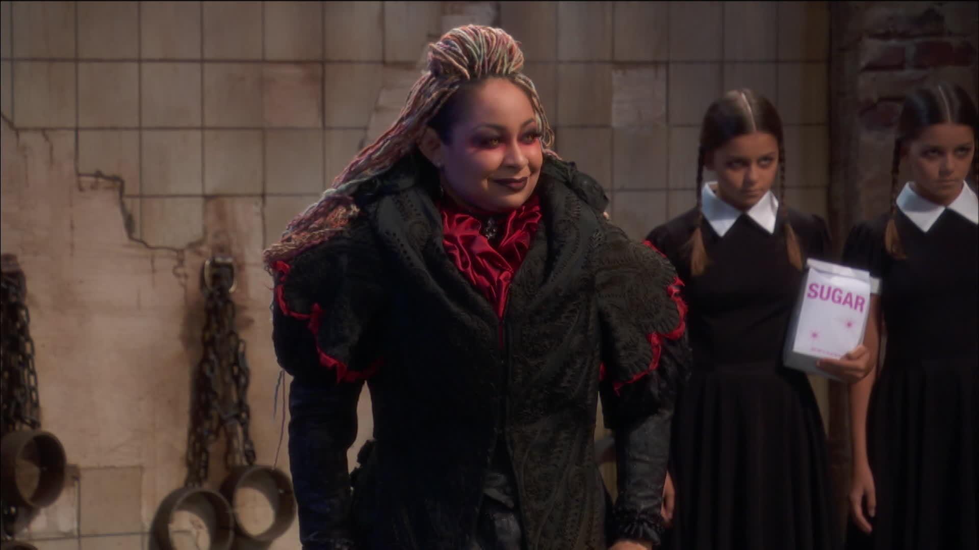 Vampire Betsy Hagg's Final Curse