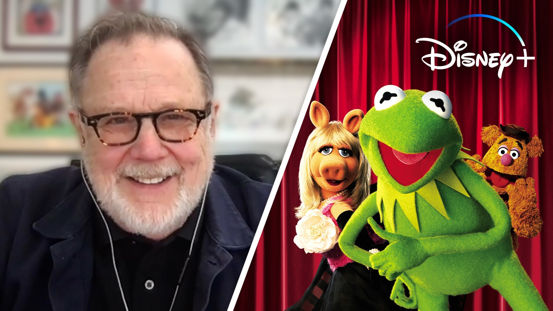 Dave Goelz of The Muppet Show | What's Up, Disney+
