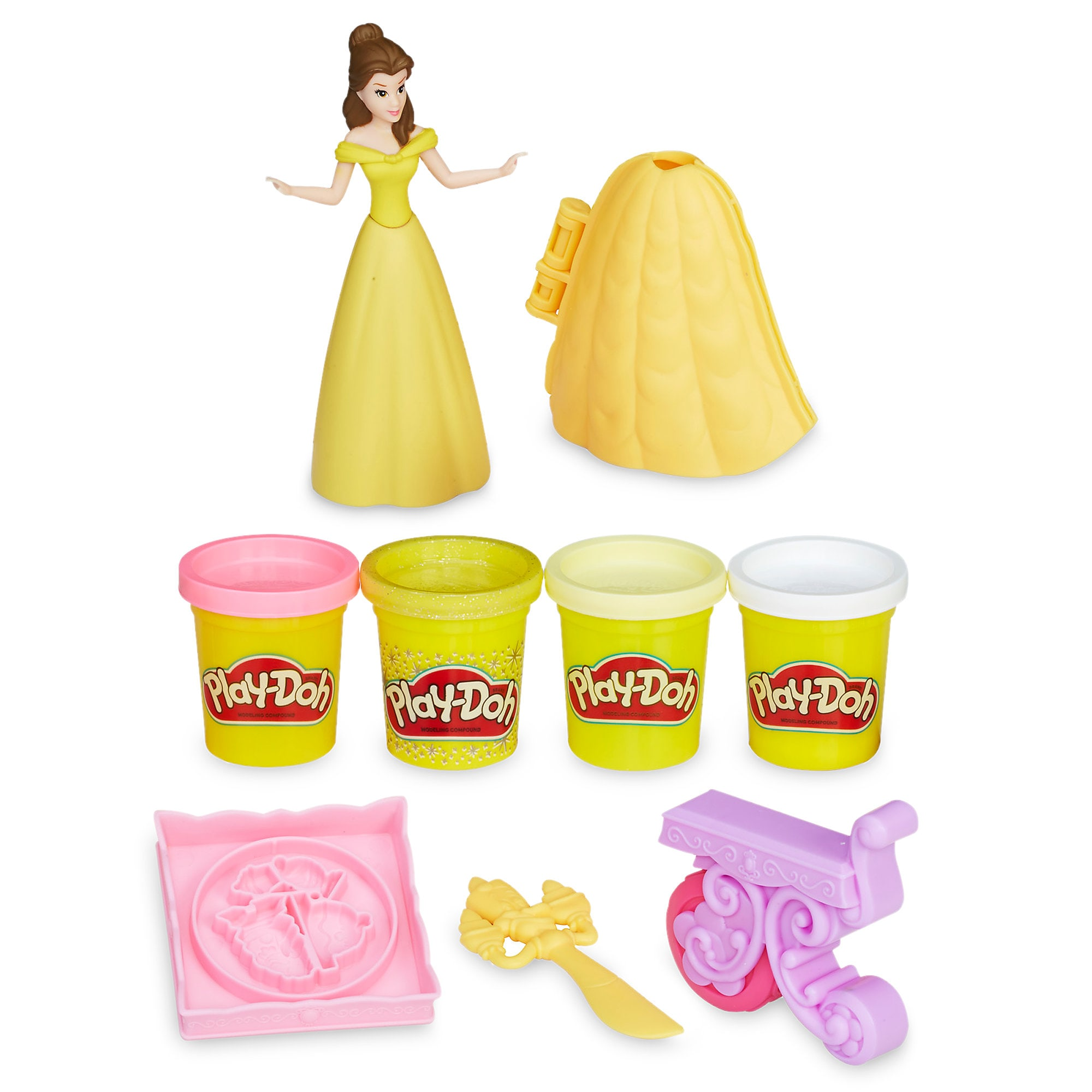Disney Princess Be Our Guest Banquet Play-Doh Set