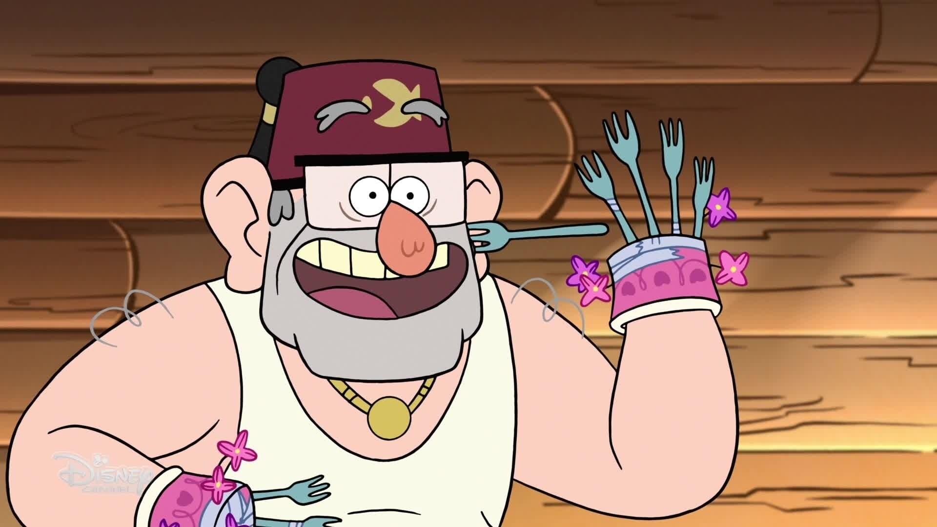 Les Souvenirs De Gravity Falls - La Petite Boutique des souvenirs d'horreurs - Premières Minutes