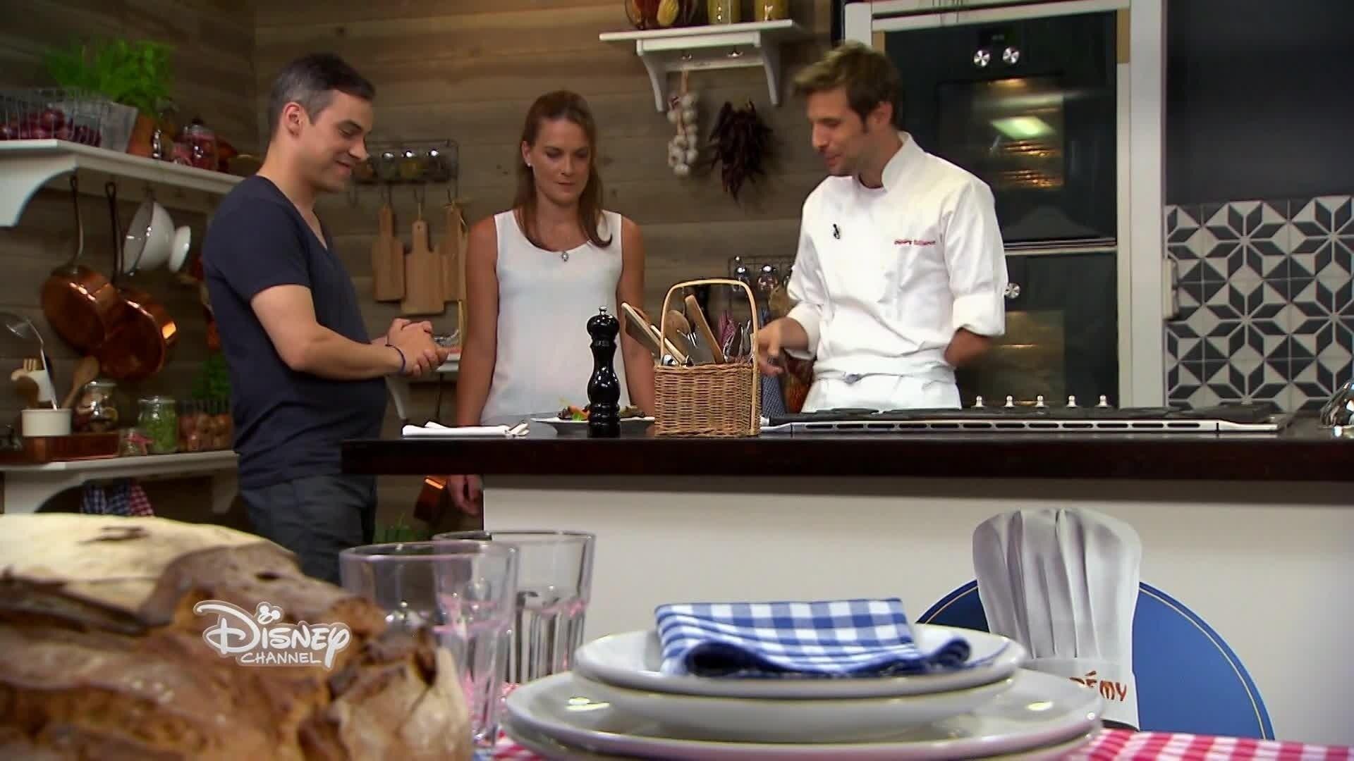 Le bourguignon en raviole d'Alexis et Mathilde - Chez Rémy Tout Le Monde Peut Cuisiner - Partie 3