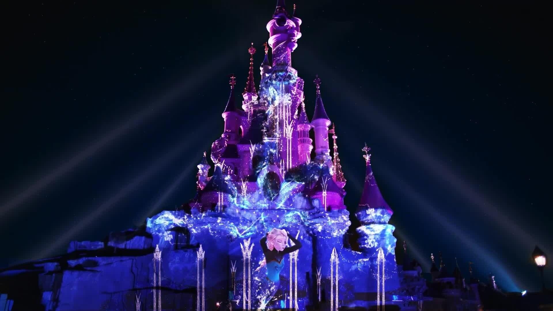 NOVITÀ! Spettacolo Disney Illuminations - 25° Anniversario