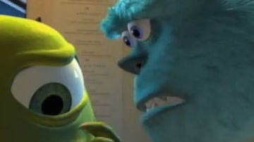 Monsters Inc. DVD Trailer