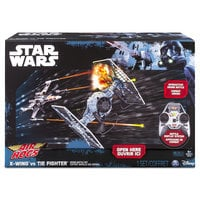 Image of X-wing vs. TIE Fighter Drone Remote Control Battle Set - Star Wars # 3