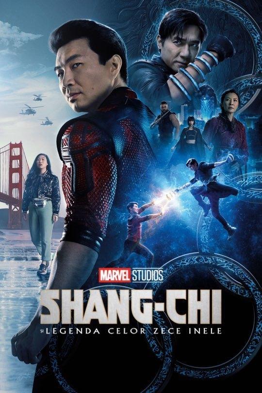 Shang-Chi şi Legenda Celor Zece Inele