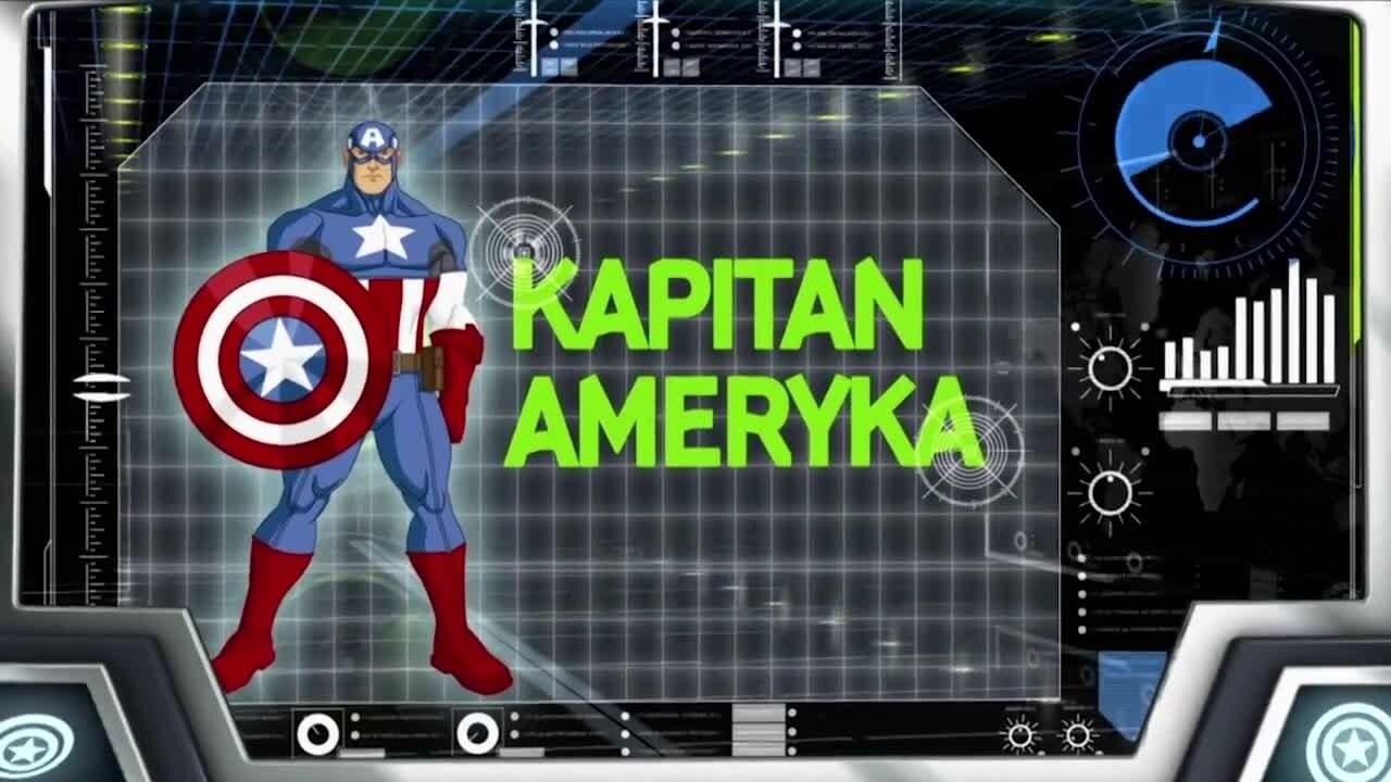 Umiejętności: Kapitan Ameryka