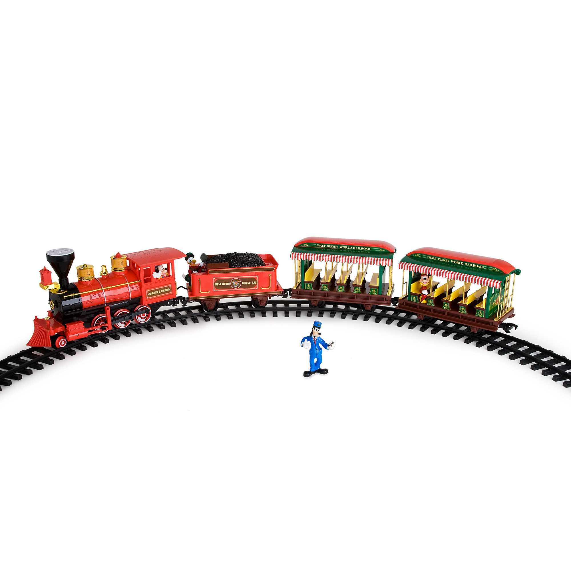 walt disney world resort railroad train set shopdisney - Disney Christmas Train