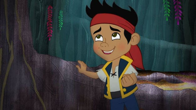 Jake and the Never Land Pirates: Neverland Rescue DVD ...